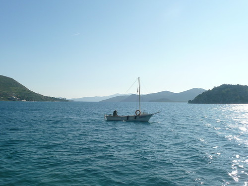 Fishing Boat in Bozburun