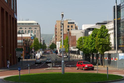Belfast City - Waterfront Hall Area