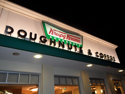 24 Hour Krispy Kreme Sydney Airport