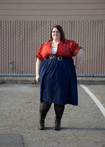 OOTD: Fat meet up!