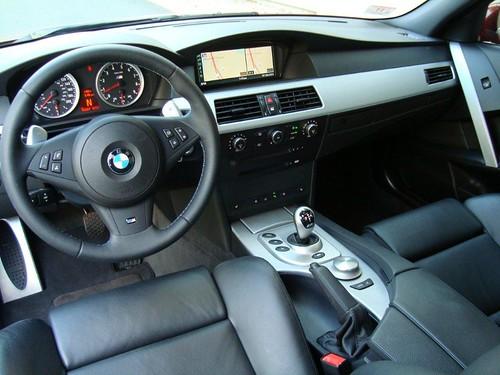 2006 M5 Cockpit