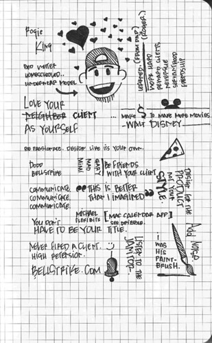 Jenna's Sketchnotes, Page 4