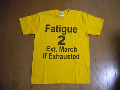 Fatigue 2 T-Shirt