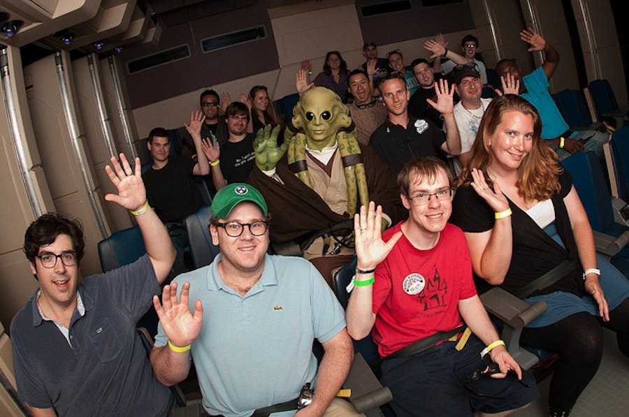 Star Tours Meet-Up at Disney's Hollywood Studios