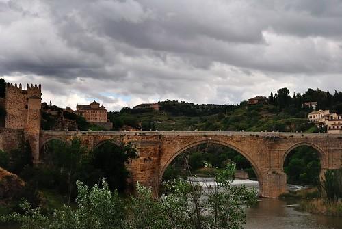 Puente de San Martín. Toledo.