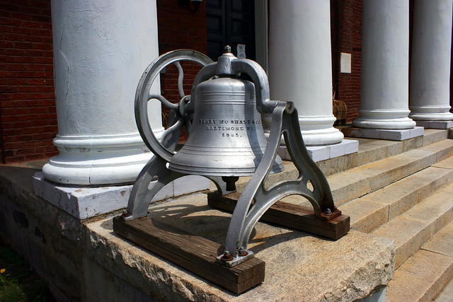 Old Ashe County Courthouse old Bell - Jefferson, NC