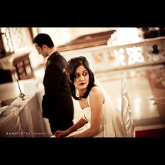 The Bride (|| Ramit Batra ||) Tags: wedding church groom bride engagement indian ceremony lifestyle christian ramit batra