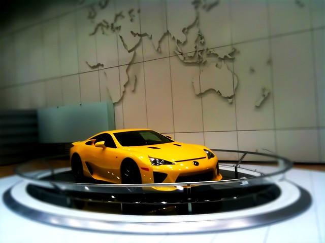 Toyota LF-A