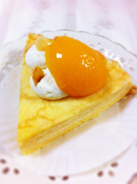 今日のお菓子 No.50 – 「HENRI CHARPENTIER」