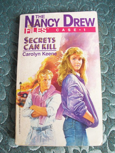Nancy Drew Files #1 Secrets Can Kill