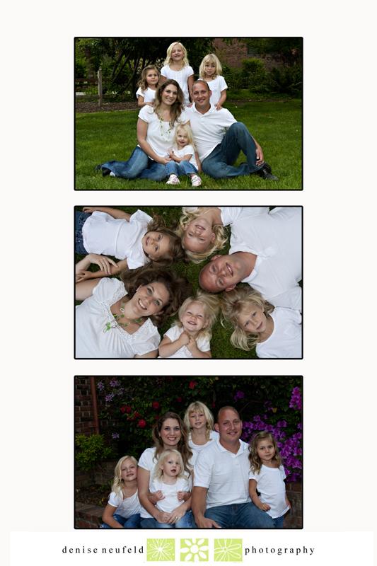 Chico Ca Family Portrait Session