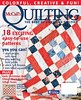 McCalls Quilting July/August 2011