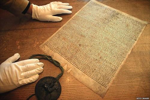 Magna Carta Salisbury
