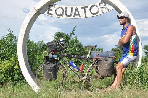 Pose on the Equator
