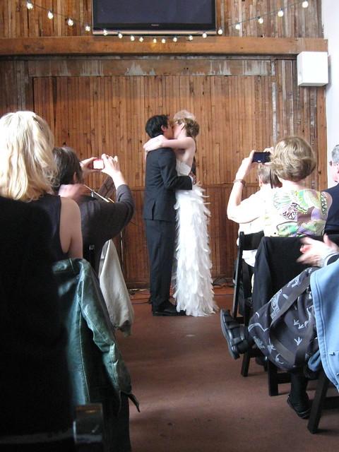 ...the bride!