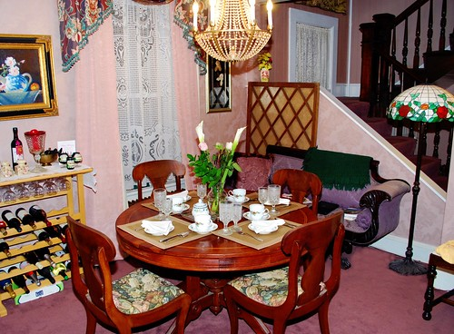 Smaller Dining Area