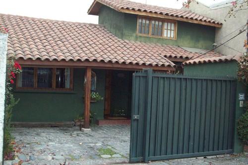 Pasaje Cerro San Ramon Nº 590-C, Peñalolen