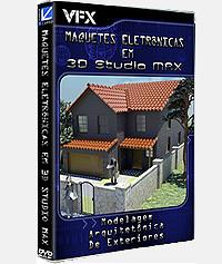 dvd maquetes eletronicas em 3d max