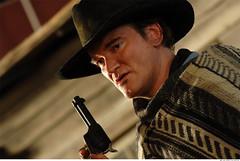 Quentin-Tarantino-in-Sukiyaki-Western by efenege