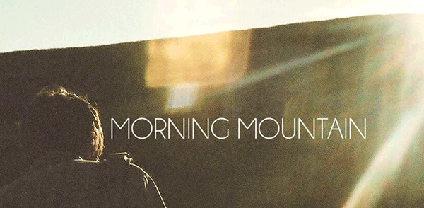 Essay – Morning Mountain (Image hosted at FlickR)