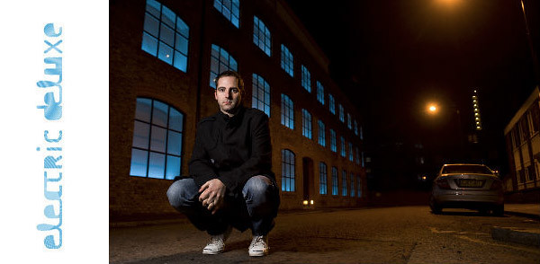 Electric Deluxe Podcast 046 : Chris Finke (Image hosted at FlickR)