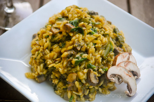 Dairy Free Risotto Recipe