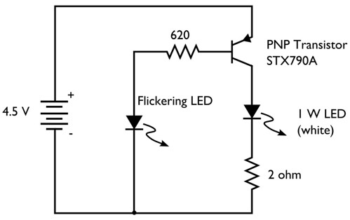 flicker_LED_circuit