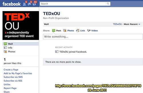TEDxOU