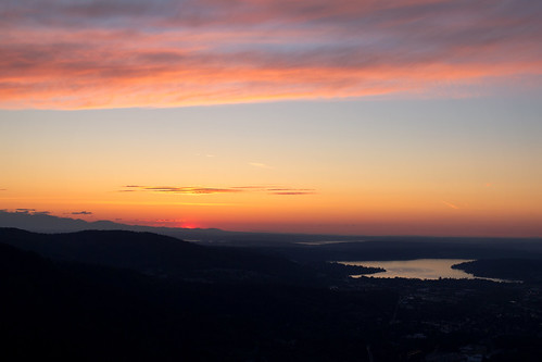 Sammamish sunset