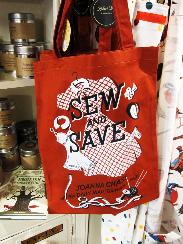 sew and save bag
