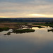 Letaba river at sunrise