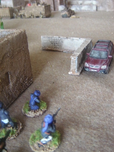 Taliban target Land Rover