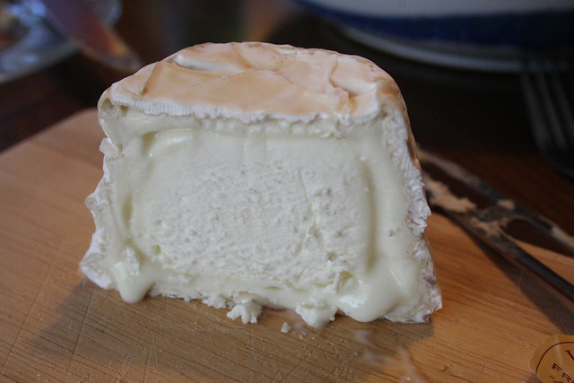 La Roche from Lazy Lady Farm, Westfield, Vermont