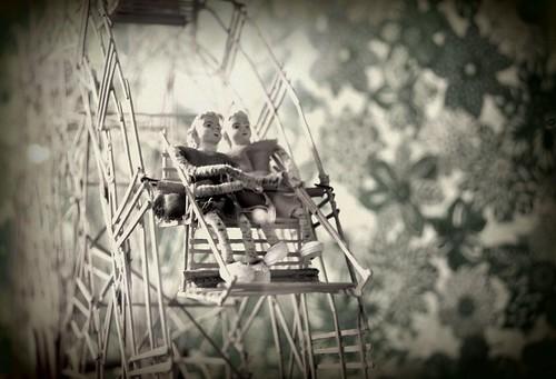 Ferris Wheel - Holga-ish
