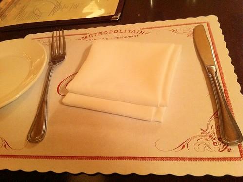 Metropolitain Brasserie Restaurant