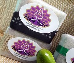 Encomenda (Atelie DuDon) Tags: artesanal presente sabo sabonete coldprocess naturalsoap sabonetenatural sabonetevegetal cosmticonatural produtovegetal