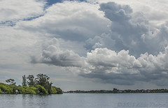 St. Lucie River Storm (Alida's Photos) Tags: stormclouds stlucieriver florida