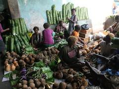 Honiara Market!