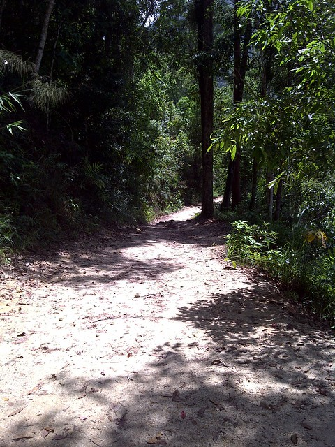 Phuket Trail Running May 6, 2012