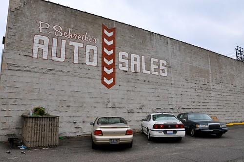 P. Schreiber Auto Sales