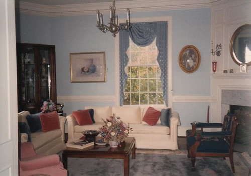my actual childhood living room by catori charlie