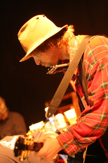 Todd Snider with Great American Taxi