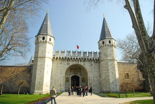 Istanbul and Topkapi Palace 005