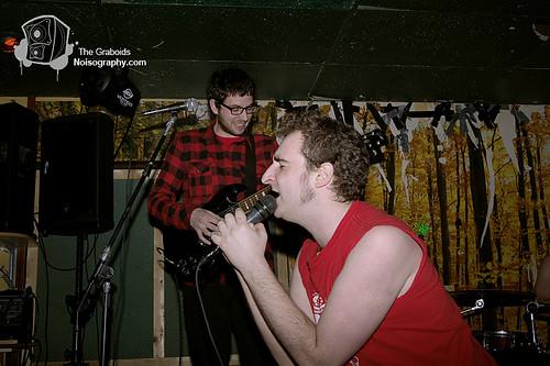 The Graboids - Gus' Pub - March 19th 2011 - 05