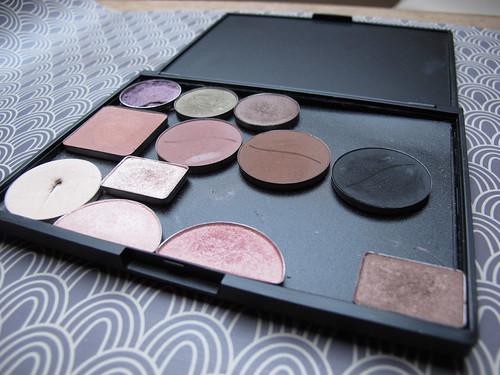 Palette de maquillage vide - Palette maquillage aimantee ...