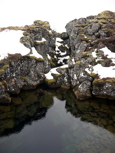 Silfra,  diving sites