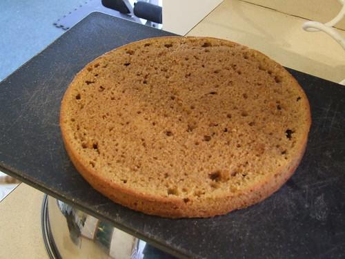 Beet Velvet Cake - trimmed