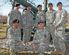 NY Army National Guard marksmen to compete in South Africa, March 2011
