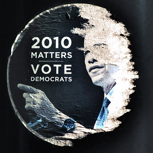 2010 Matters Vote Democrats -- (If Only)