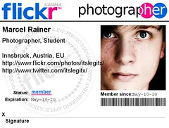 Membership (MR photography.) Tags: portrait eye face mouth hair nose austria student firefox europe flickr photographer browser photos signature id explorer mozilla internet may safari chrome card ear blonde freckles member connection app expire verification twitter itslegitx